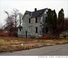 Jingle Mail Youngstown Ohio Mortgage Housing Bubble